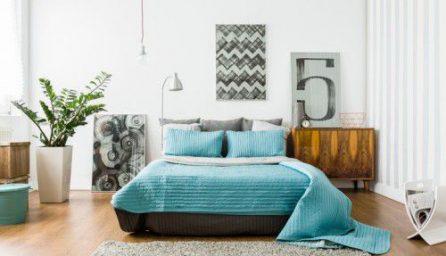 Idei pentru dormitorul modern