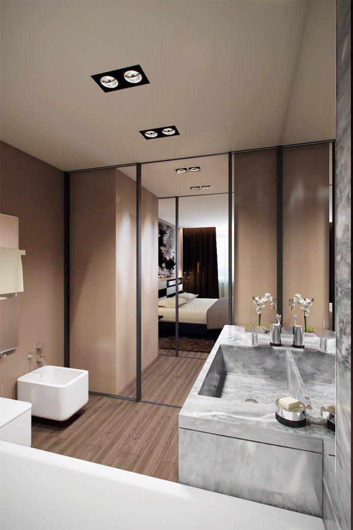 Design interior al unui apartament in stil modern
