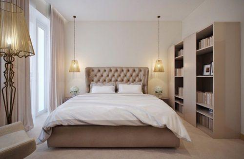 Dormitoare BEJ: Cum decorezi un dormitor in culoare bej?