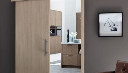 Usile glisante moderne, o idee excelenta pentru camerele mici