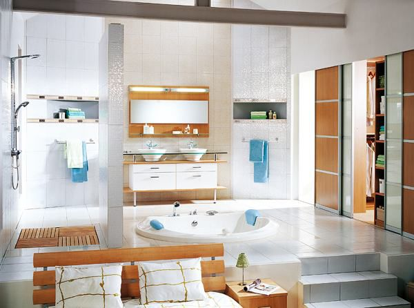 Idei frumoase si moderne de baie
