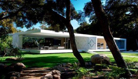 Casa de sticla din California