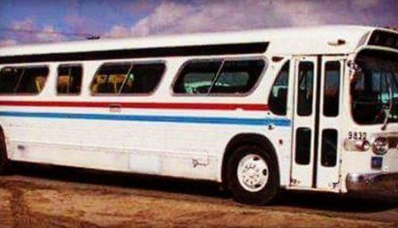 O femeie a transformat un autobuz vechi intr-o casa incredibilă pe roti