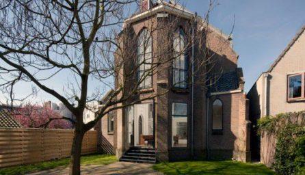 Aceasta casa superba a fost odată o biserica