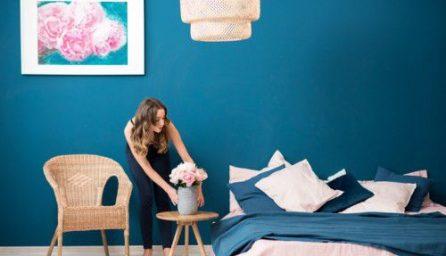 Culori moderne de interior pentru 2019