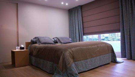 Cum alegem cele mai moderne perdele pentru dormitor