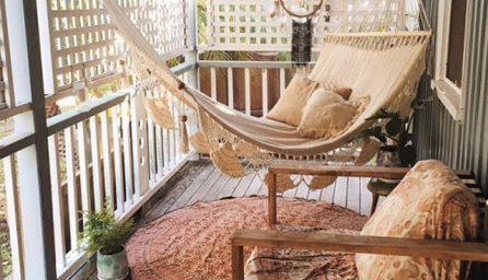 Idei frumoase pentru decorarea balconului