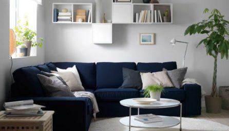 Canapele moderne de colt