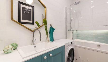 Alegerea oglinzilor in baie: tipuri, forme, decor, culoare