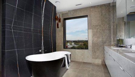 Idei pentru o baie moderna