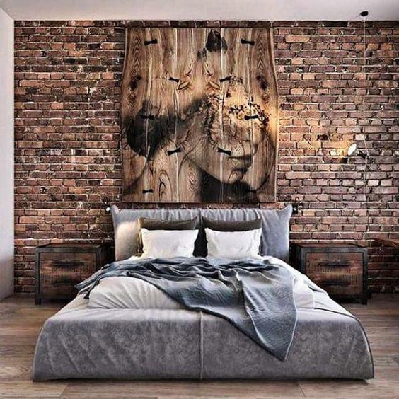 Idei pentru pereti cu caramizi decorative