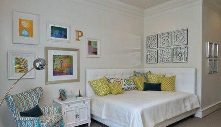 Paturi moderne si creative pe coltul dormitorului